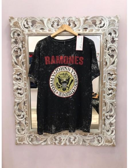 Remera batik Ramones