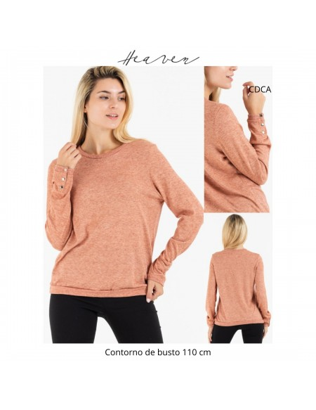 Sweater broches